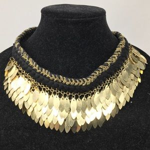 Layered Scale Necklace